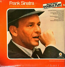 FRANK SINATRA - WHAT IS THIS THING..+ NIGHT WE CALLED..-CAP. (2) LP SET - SEALED