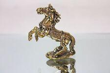 Miniature Figurine Brass Horse Animal Metalwork #22
