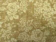Linen Floral Craft Fabrics