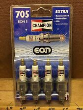 Federal Mogul Champion Extra Eon 5 Spark Plugs 705 Made in UK