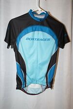 Bontrager M blue cycling shirt very good condition size details in picts