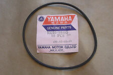 YAMAHA MX125 MX175 MX250 MX360 GENUINE FRONT FORK No PLATE O-RING  # 93210-99103