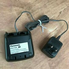 Panasonic Cordless Phones Charging Base with Adapter PNLC1050 Black