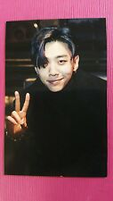 BAP B.A.P YONGGUK Official Photocard #3 NOIR 2nd Album Photo Card YONG GUK 용국
