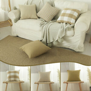 Minimalist Art Cushion Covers Exquisite Printing Cushion Case 45X45CM/30X50CM