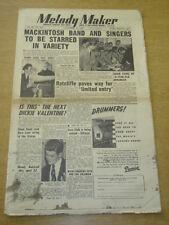MELODY MAKER 1953 NOVEMBER 14 KEN MACKINTOSH OSCAR RABIN JAZZ CLUB VERA LYNN +