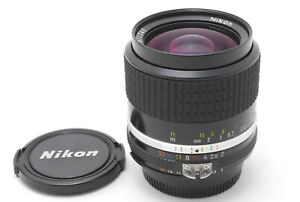 【TOP MINT】Nikon Nikkor Ais 28mm F/2 Wide Angle Camera Lens From JAPAN