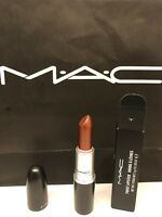"NIB Authentic New MAC Frost Lipstick Full Size .10 oz Shimmer ""O"" O"