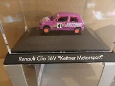 "Herpa 181396 ""Renault Clio 16V Kettner Sport"""