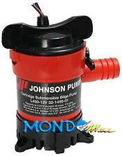 POMPA SENTIN JOHNSON L450 49lt/m 12v