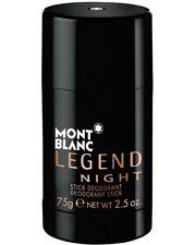 Deo Stick Mont Weiß Legend Night 75ML Neu