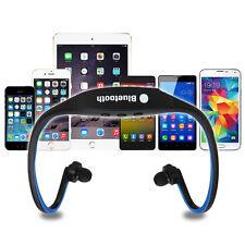 Bluetooth Wireless Stereo Headphone Sport Earphone Handfree for iPhone Huawei