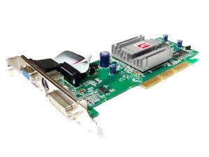 Sapphire ATI Radeon 9250 128MB V/D / DVI VGA Tv-out AGP 8x Card 1024-RC26-0F-AC