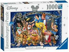 Ravensburger 19674 Disney Snow White Collector's Edition 1000pcs Puzzle Mar.2019
