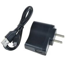 1A AC Wall Power Charger/Adapter + USB Cord for TomTom GPS Go Live Via 1535 /T/M