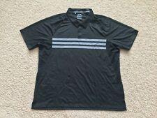 Adidas Climacool Performance golf polo shirt 3XL Black