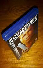 LAST ACTION HERO Blu-ray UK version all region b free abc(Arnold Schwarzenegger)