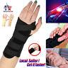 Wrist Hand Brace Carpal Tunnel Support Splint Arthritis Sprain Breathable Band K