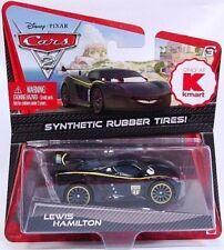 CARS 2 - LEWIS HAMILTON - Mattel Disney Pixar KMART