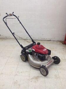 Honda Lawn Mower Cordless Grass Cutter Mulching Yard Mowers Commercial Gas Best