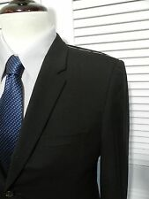 Jil Sander Black Slim Fit Tailor Made Sportcoat Blazer 40R  $1498
