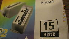 Combo! New Sealed Genuine Canon BCI-15 Black & BCI-16 Color  Ink Cartridge Set