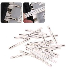 500pcs 1206 SMD Resistor Assorted Kit 1ohm-1M ohm 5% 25 Values x 20pcs DIY Set