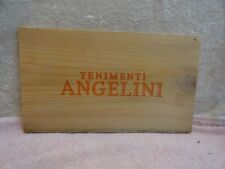 TENIMENTI ANGELINI  WOOD WINE PANEL END