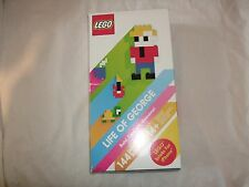 Lego Building Game Life of George 144 Pcs 2011 Age 14+