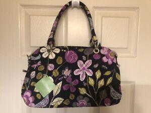 Vera Bradley Chain Bag - Floral Nightingale - NWT - Retired- MSRP $78.00