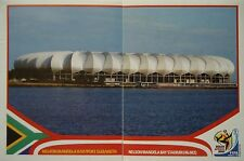 Panini 16 & 17 Port Elizabeth Nelson Mandela Bay Stadium FIFA WM 2010 Südafrika