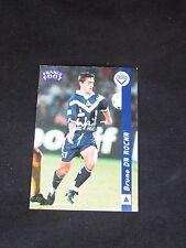 DA ROCHA  GIRONDINS BORDEAUX Carte football card FRANCE FOOT DS 1998-1999 panini