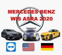 2020/07 MERCEDES BENZ WIS ASRA REPAIR WORKSHOP | FREE INSTALL