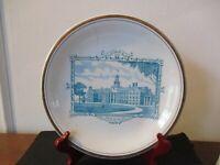 Circa 1910 Souvenir Plate The Otesaga Hotel Otsego Lake Cooperstown New York