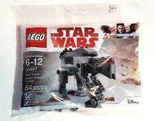 Lego 30497 Star Wars First Order Heavy Assault Walker Polybag (Brand New)