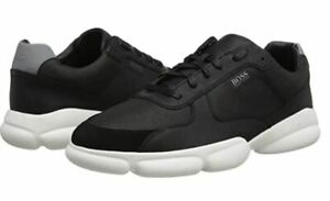 Hugo Boss men's Rapid Runn ltpf trainers - Ultralight, 100% Leather upper