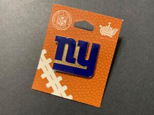 New York Football Giants Team Logo Aminco Pin Eli Manning