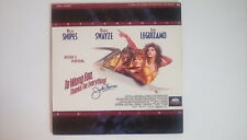 TO WONG FOO, THANKS FOR EVERYTHING, JULIE NEWMAR LASERDISC WESLEY SNIPES NTSC