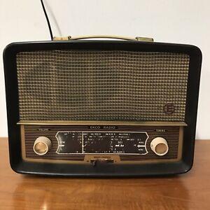 EKCO Valve Radio Model U245 1955 Bakelite GWO