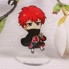 Anime Naruto Sasori Action Figure Acrylic Ornament Stand Figure Gift