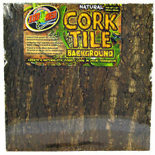 Zoo Med Laboratories - Natural Cork Tile Background - 18 x 18 Inch