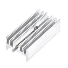 30x15x10mm To 220 Aluminum Heatsink For Mosfet Transistor Diode With A Pin 20pcs