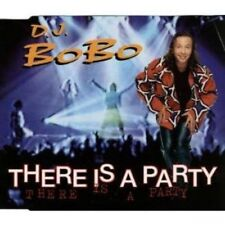 DJ Bobo There is a party (1995, #8823242) [Maxi-CD]