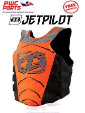JETPILOT APEX Side Entry USCG Approved Life Vest Jacket ORANGE BLK JP16212 L/XL