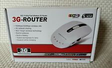 MiFi 3G Wireless Router 150 Mbps / 300Mbps