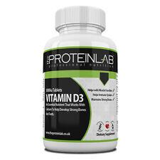 La vitamina d3 5000iu Colecalciferolo Compresse ad alta resistenza UK FABBRICATI