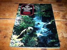 SECRET WORLD OF PANDAS (LIBRARY OF AMERICAN ART) Byron Preiss & Gao Xueyu BOOK