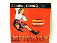 LP Borodin Symphony No. 2 Capriccio Espagnole RCA Red Seal LSC-2298