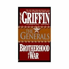 Brotherhood of War: The Generals 6 by W. E. B. Griffin (1986, Paperback)