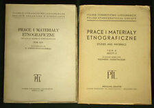 BOOK Poland Ethnography Research Journal peasant farming shepherd music history